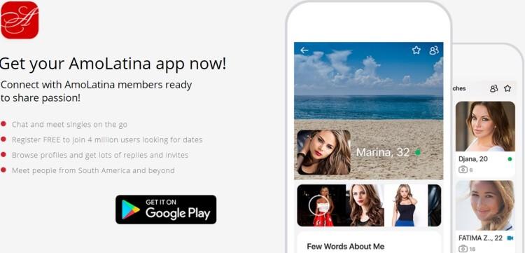 The Amolatina App